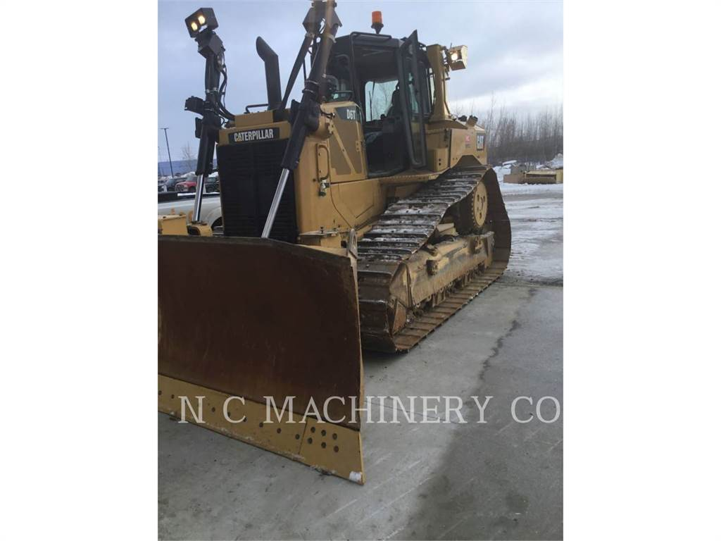 Caterpillar D6T XWVPAT, Dozers, Construction