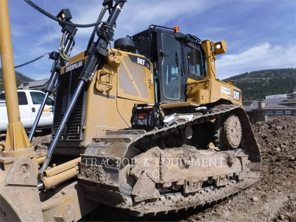 Caterpillar D6T XWVPAT, Planierraupen, Bau-Und Bergbauausrüstung