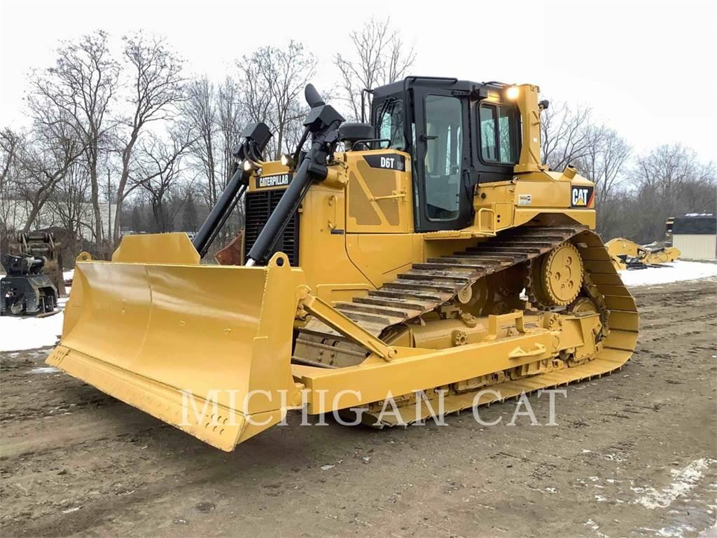 Caterpillar D6TL AZ2、履带式推土机、建筑设备