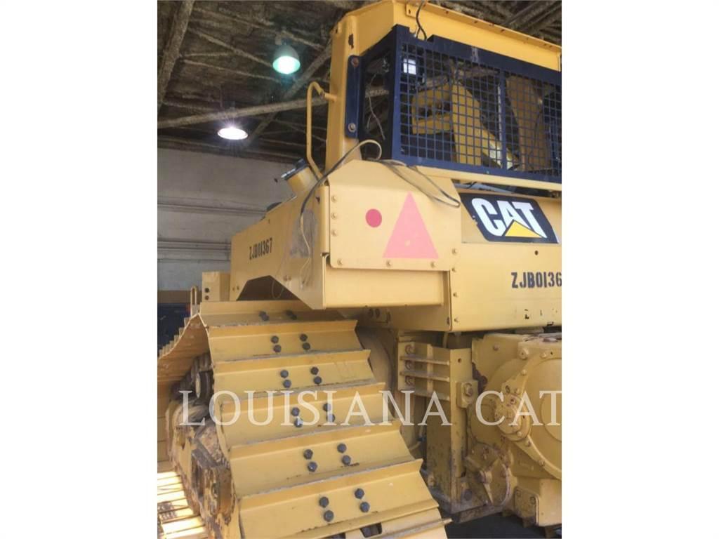 Caterpillar D6TLGP, Tratores de rastos, Equipamentos Construção