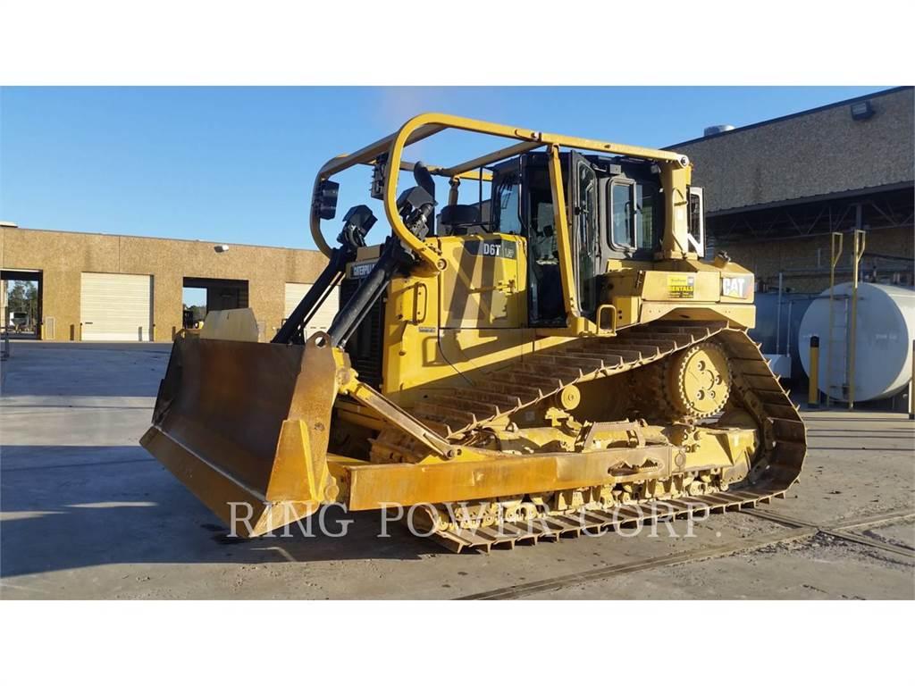 Caterpillar D6TLGP, Planierraupen, Bau-Und Bergbauausrüstung