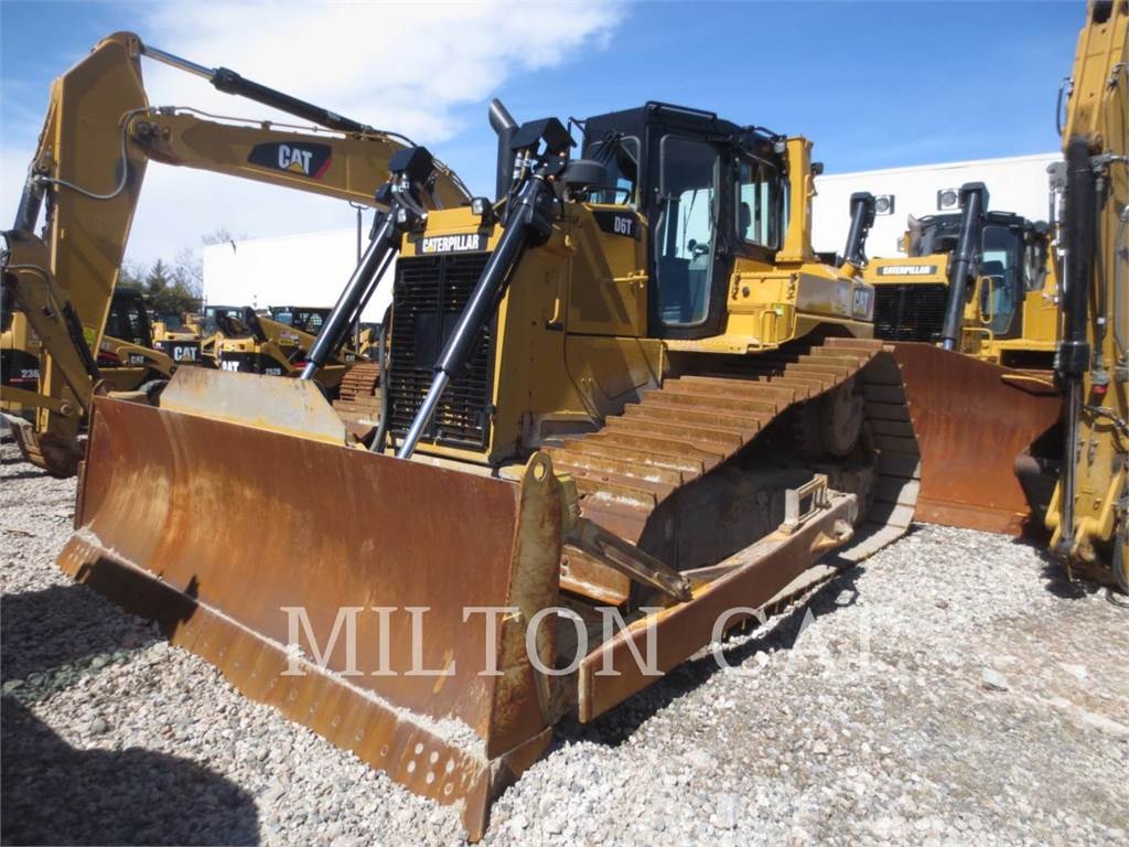 Caterpillar D6TLGP, Bulldozer, Équipement De Construction
