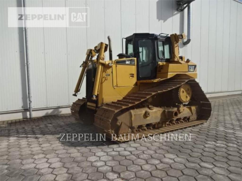 Caterpillar D6TLGP, Bulldozers, Construcción