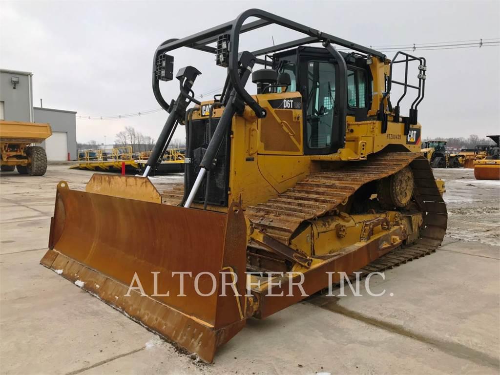Caterpillar D6TLGP、推土机、建筑设备