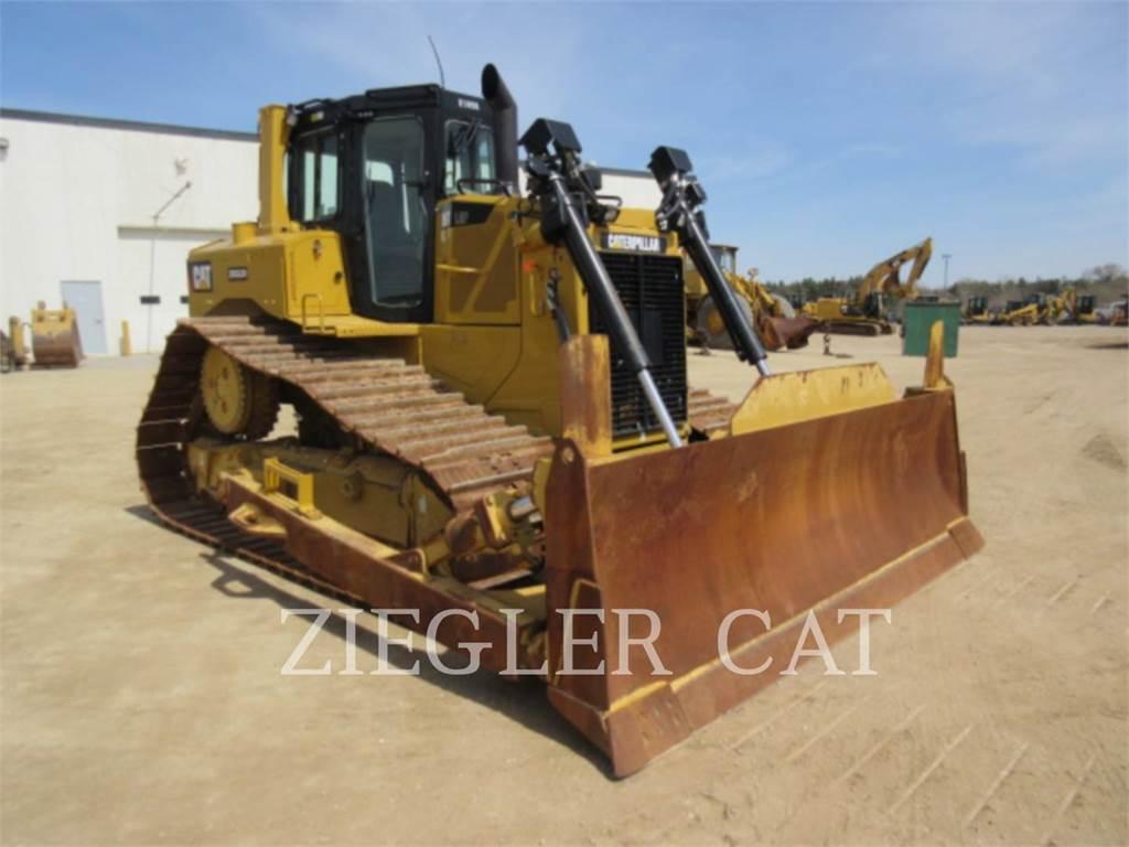 Caterpillar D6TLGP, Bulldozer, Équipement De Construction