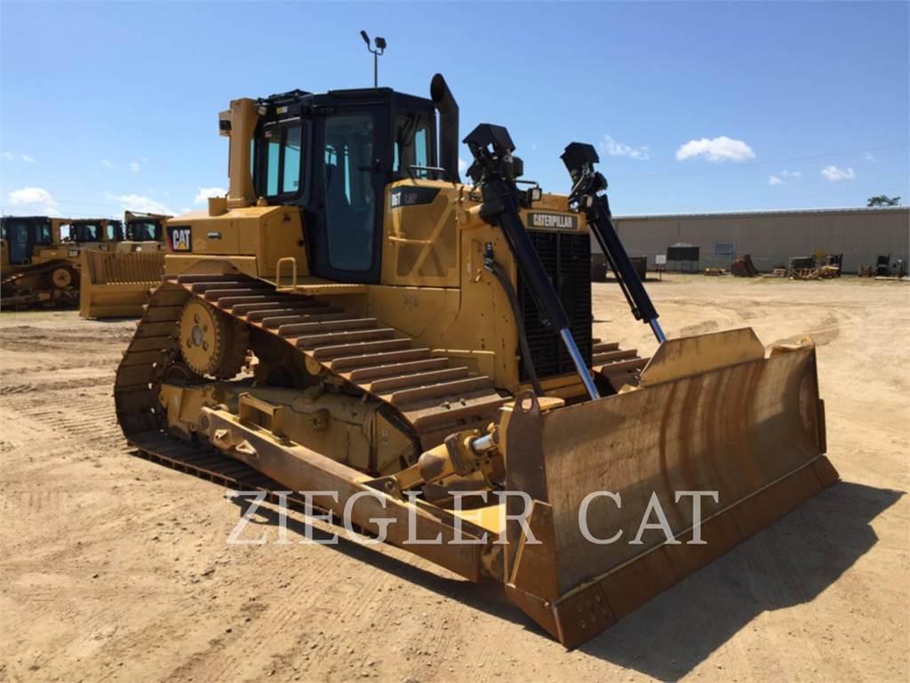 Caterpillar D6TLGP、ブルドーザー、建設