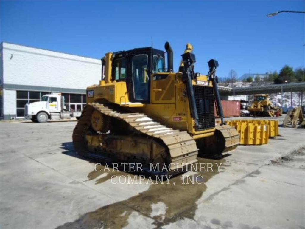 Caterpillar D6TLGP WN, Dozers, Construction