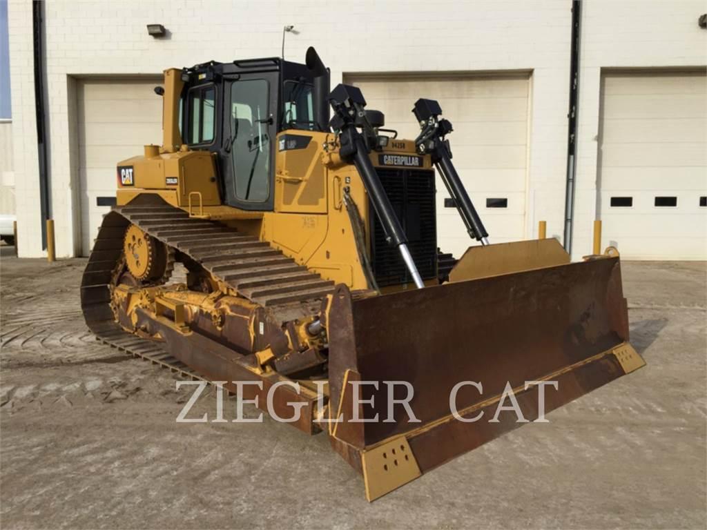 Caterpillar D6TLGPA, Dozers, Construction
