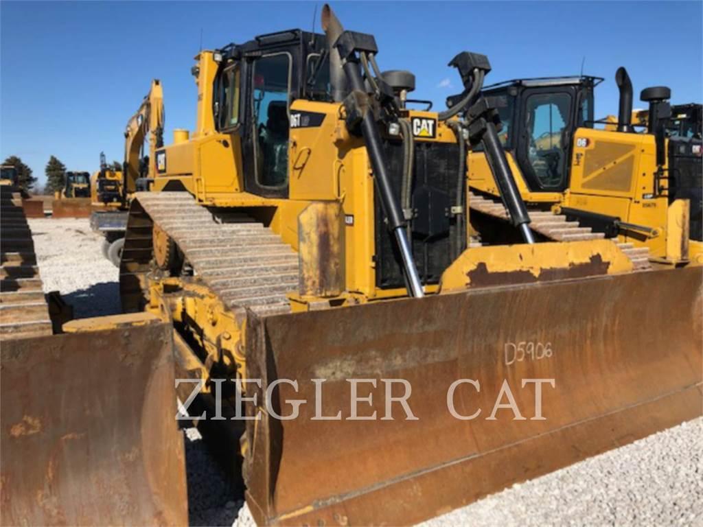 Caterpillar D6TLGPA, Bulldozers, Construcción