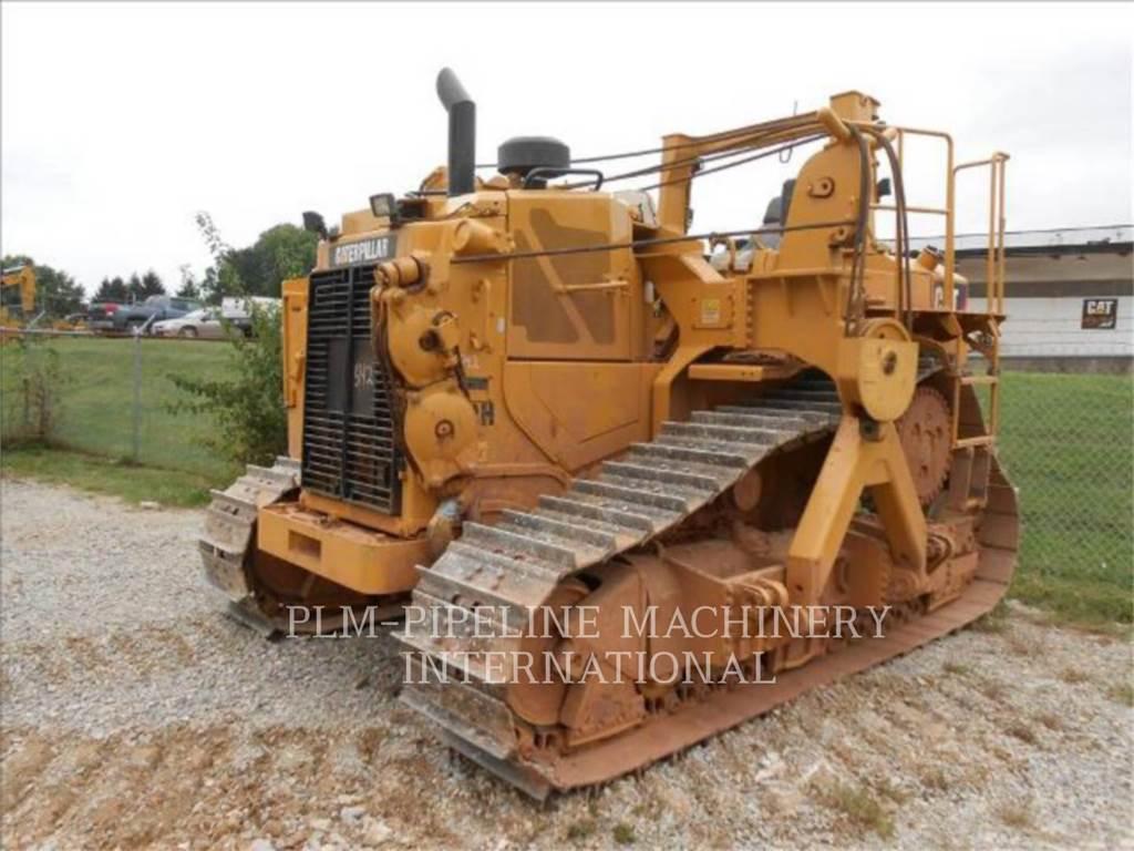 Caterpillar D6TLGPOEM, pipelayers, Construction