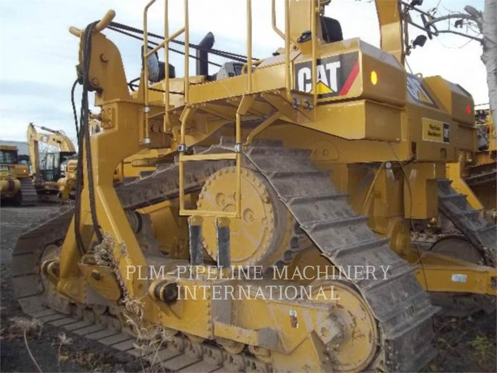 Caterpillar D6TLGPOEM, Crawler dozers, Construction