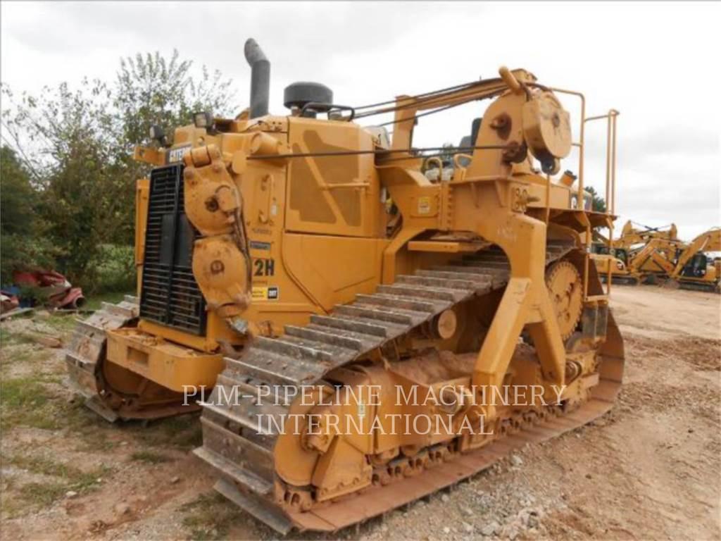 Caterpillar D6TLGPOEM、ブルドーザー、建設