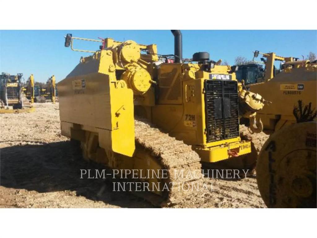 Caterpillar D6TLGPOEM、パイプレイヤ、建設
