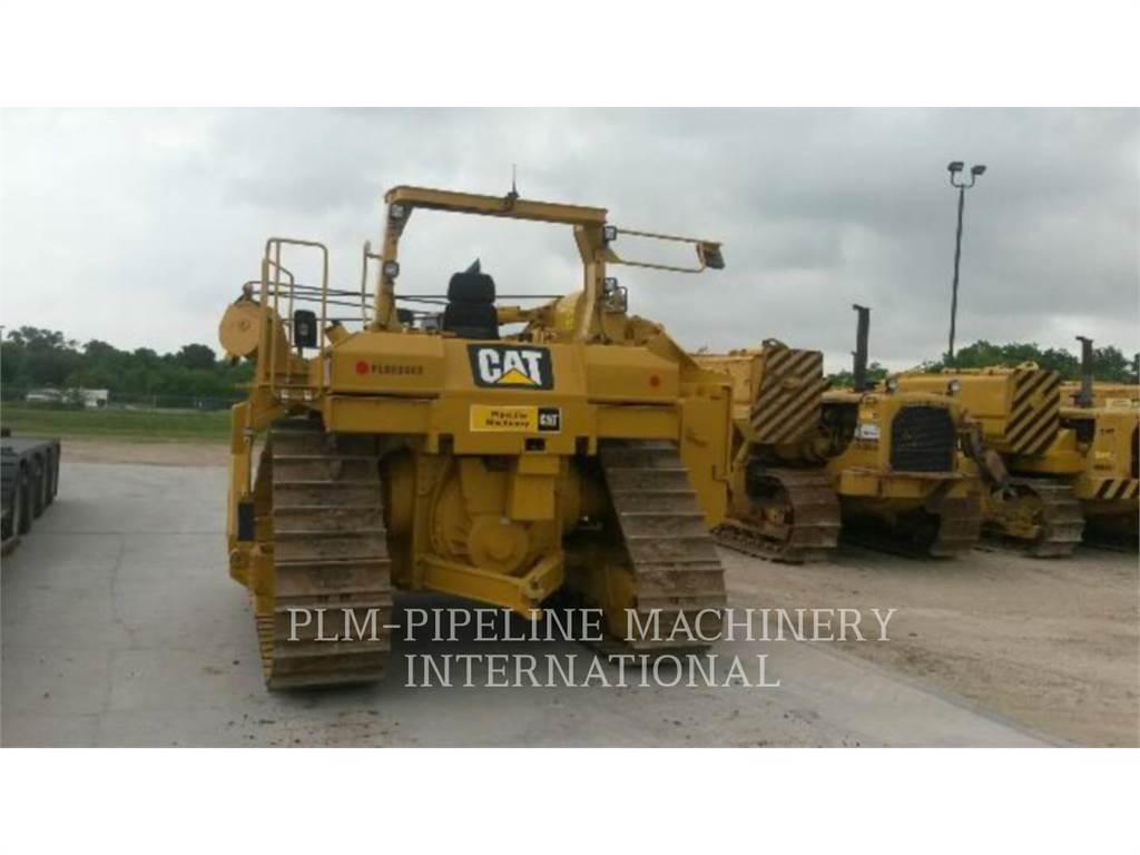 Caterpillar D6TLGPOEM, dźwigi boczne do układania rur, Sprzęt budowlany