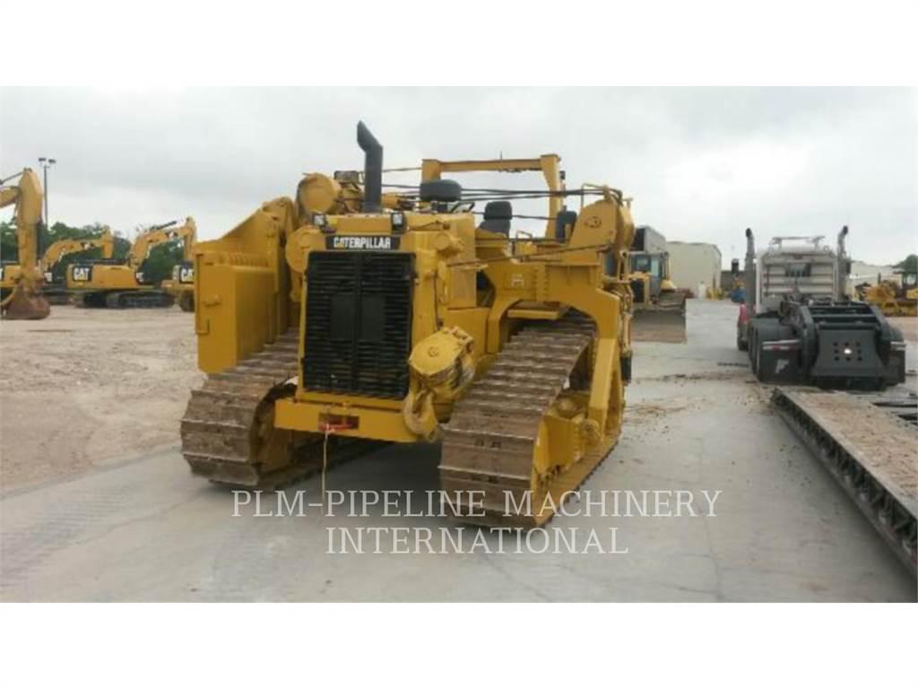 Caterpillar D6TLGPOEM, tracteurs pose-canalisations, Équipement De Construction
