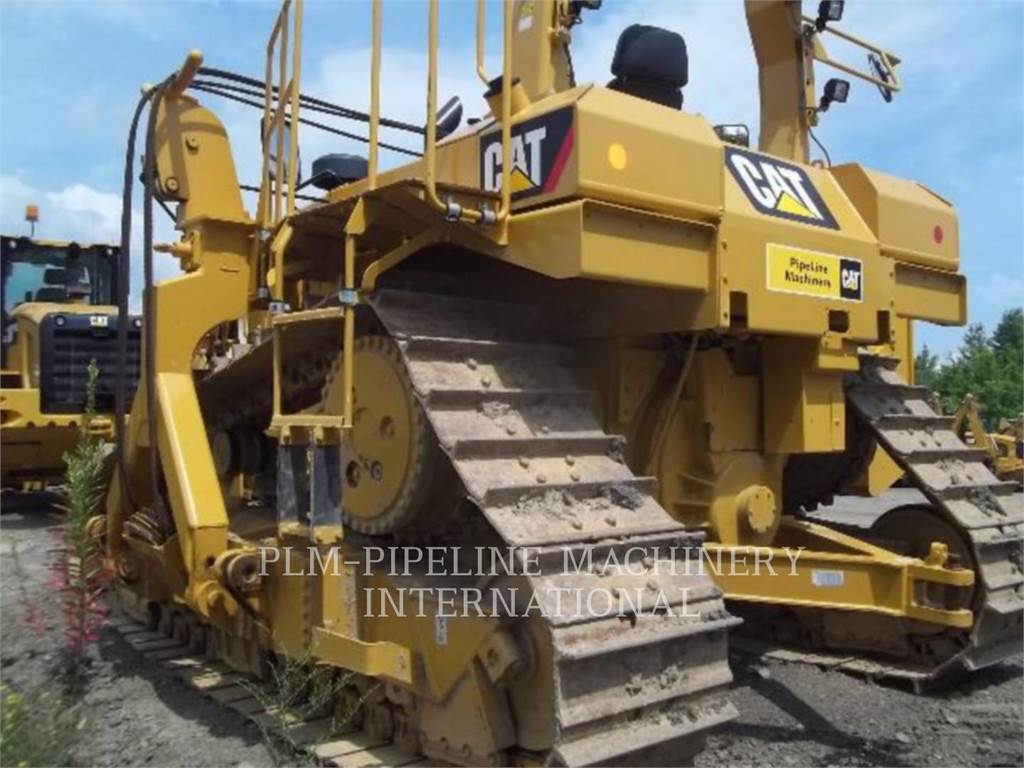 Caterpillar D6TLGPOEM (72H), tracteurs pose-canalisations, Équipement De Construction