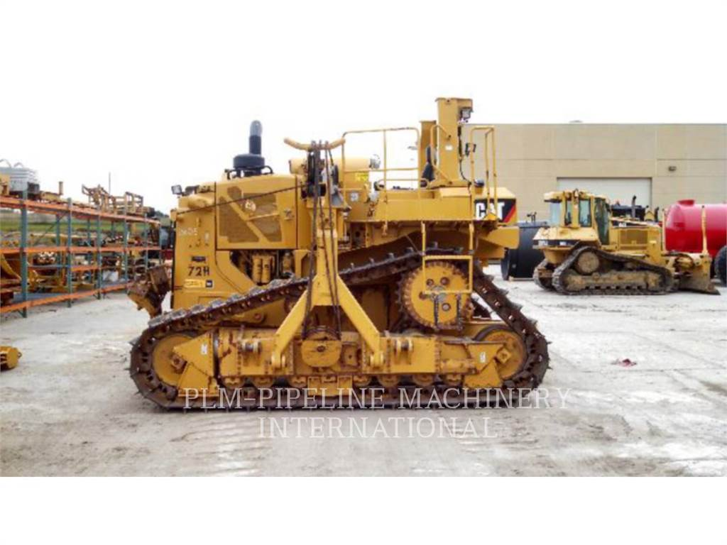 Caterpillar D6TLGPOEM (72H), pipelayers, Construction