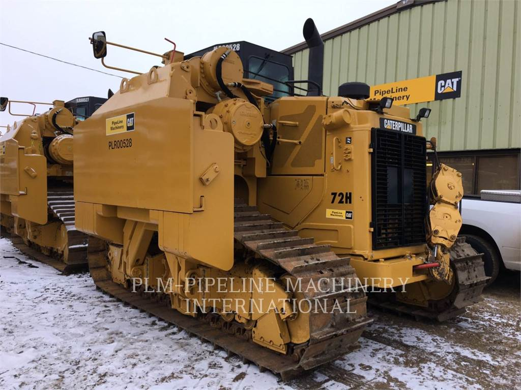 Caterpillar D6TLGPOEM (72H), pipelayers, Construction