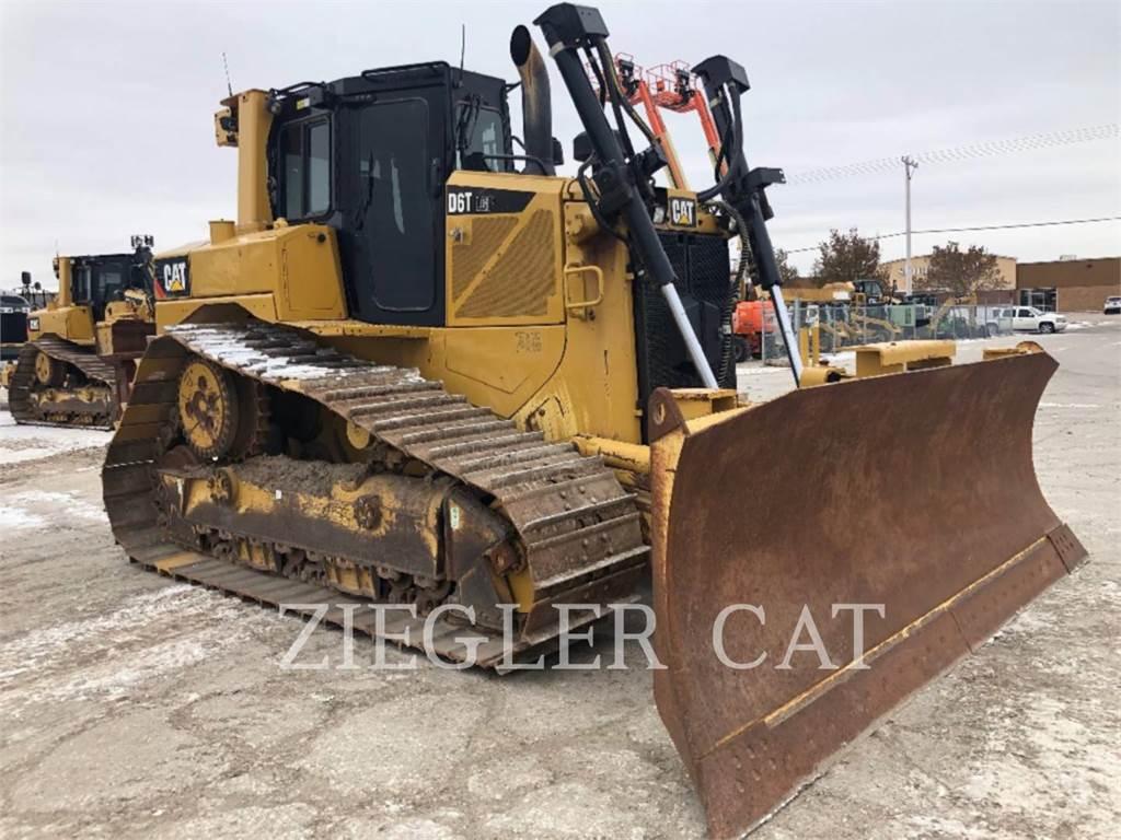 Caterpillar D6TLGPVA, Dozers, Construction