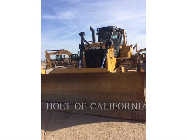 Caterpillar D6TLGPVP、ブルドーザー、建設