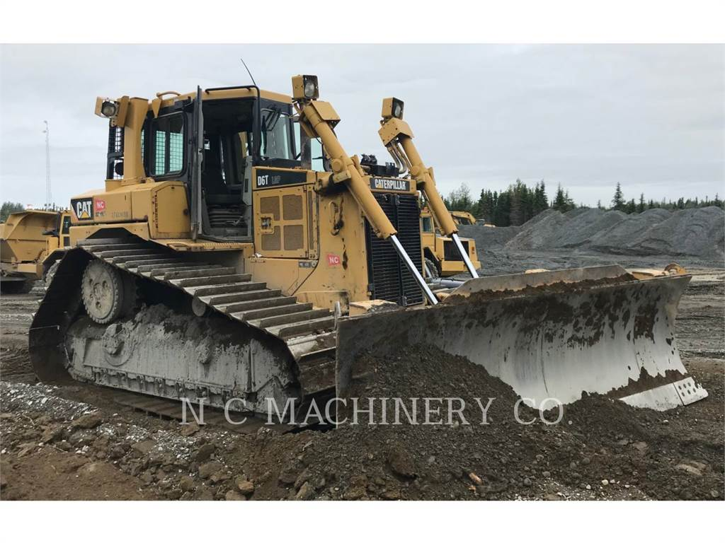 Caterpillar D6TLGPVP, Dozers, Construction