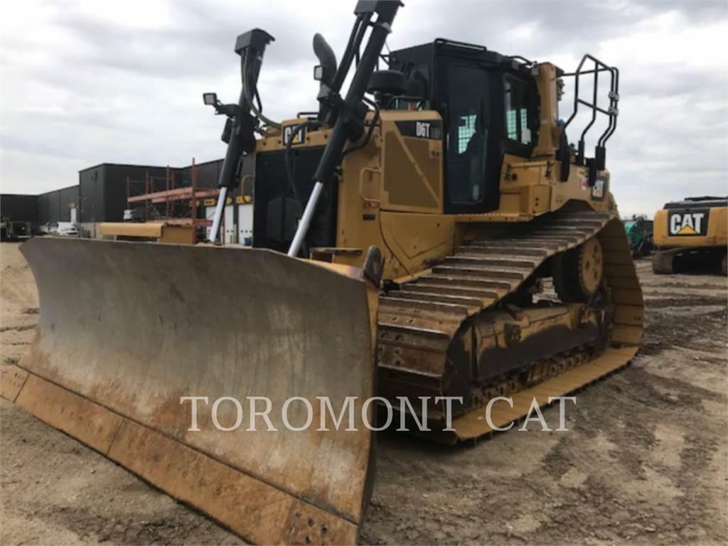 Caterpillar D6TLGPVP、推土机、建筑设备