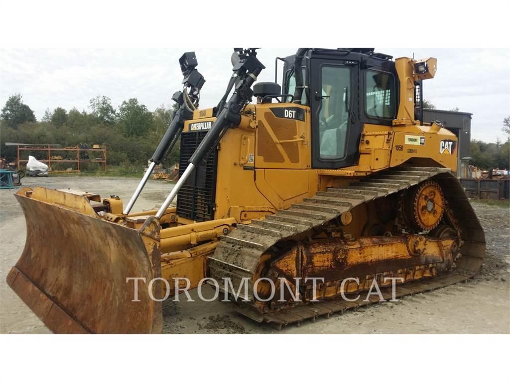 Caterpillar D6TLGPVP, Bulldozers, Construcción
