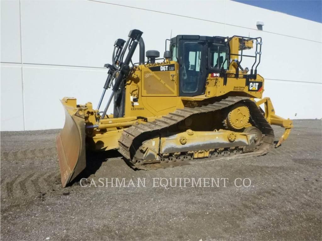 Caterpillar D6TLGPVPAT, Buldozere, Constructii