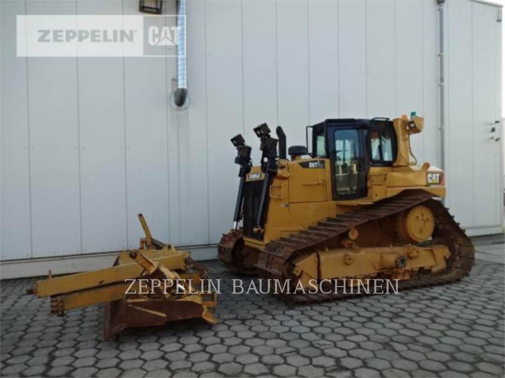 Caterpillar D6TM, Bulldozer, Équipement De Construction