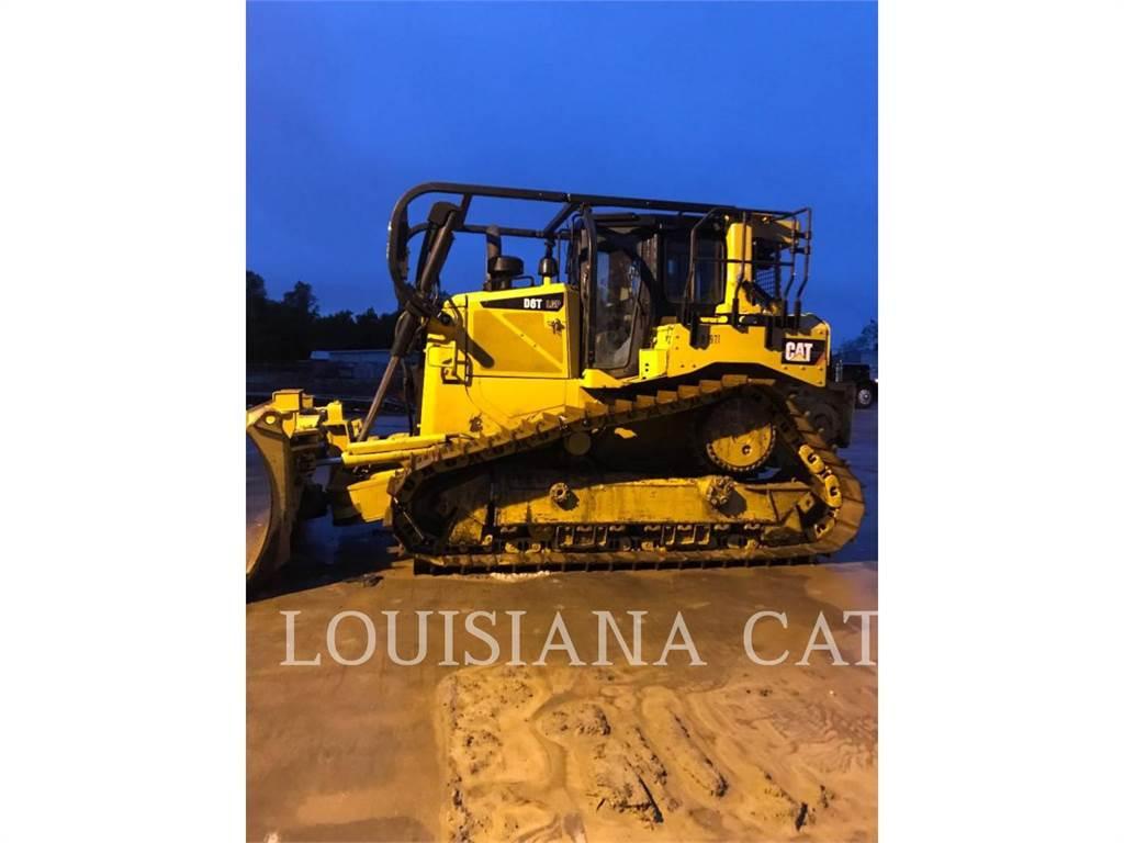 Caterpillar D6TVP, Tratores de rastos, Equipamentos Construção