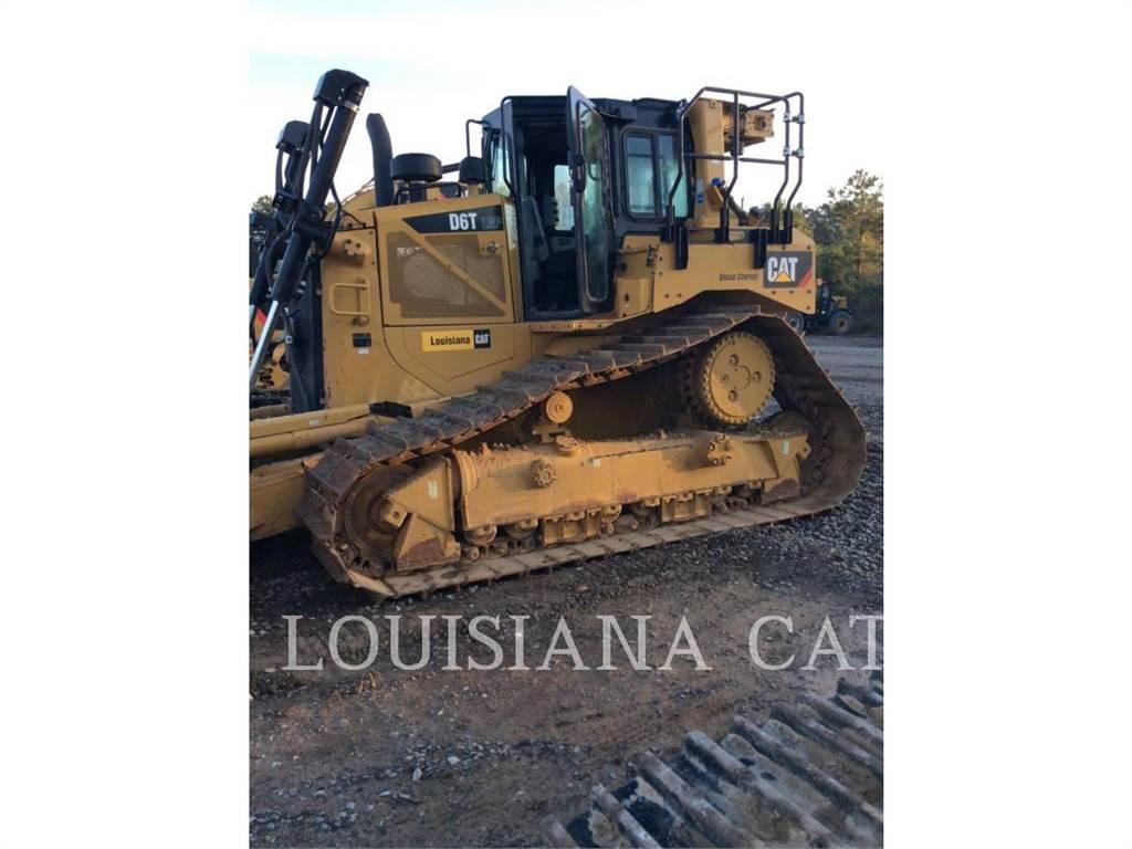 Caterpillar D6TVP, Bulldozers, Bouw