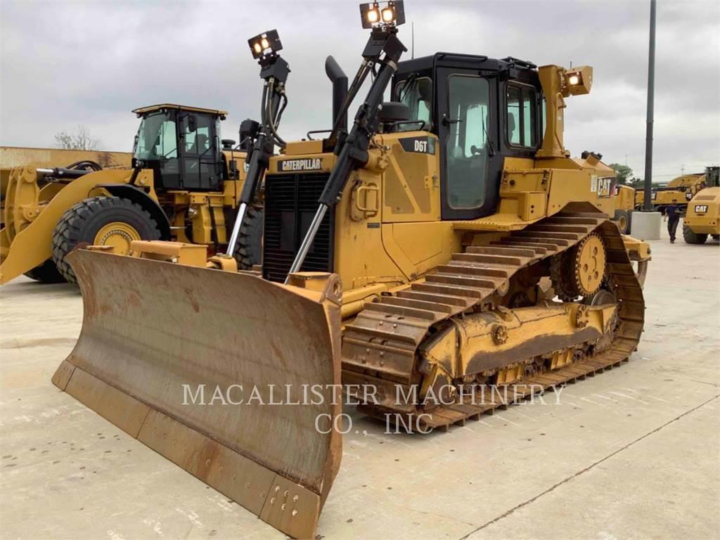 Caterpillar D6TVP, Planierraupen, Bau-Und Bergbauausrüstung