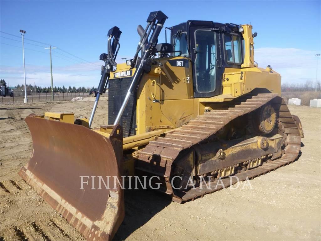 Caterpillar D6TVP, Bulldozer, Équipement De Construction