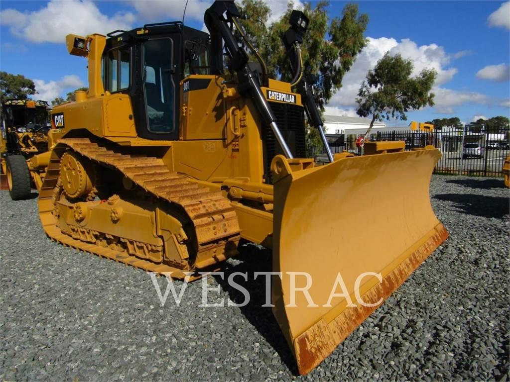 Caterpillar D6TVP, Dozers, Construction