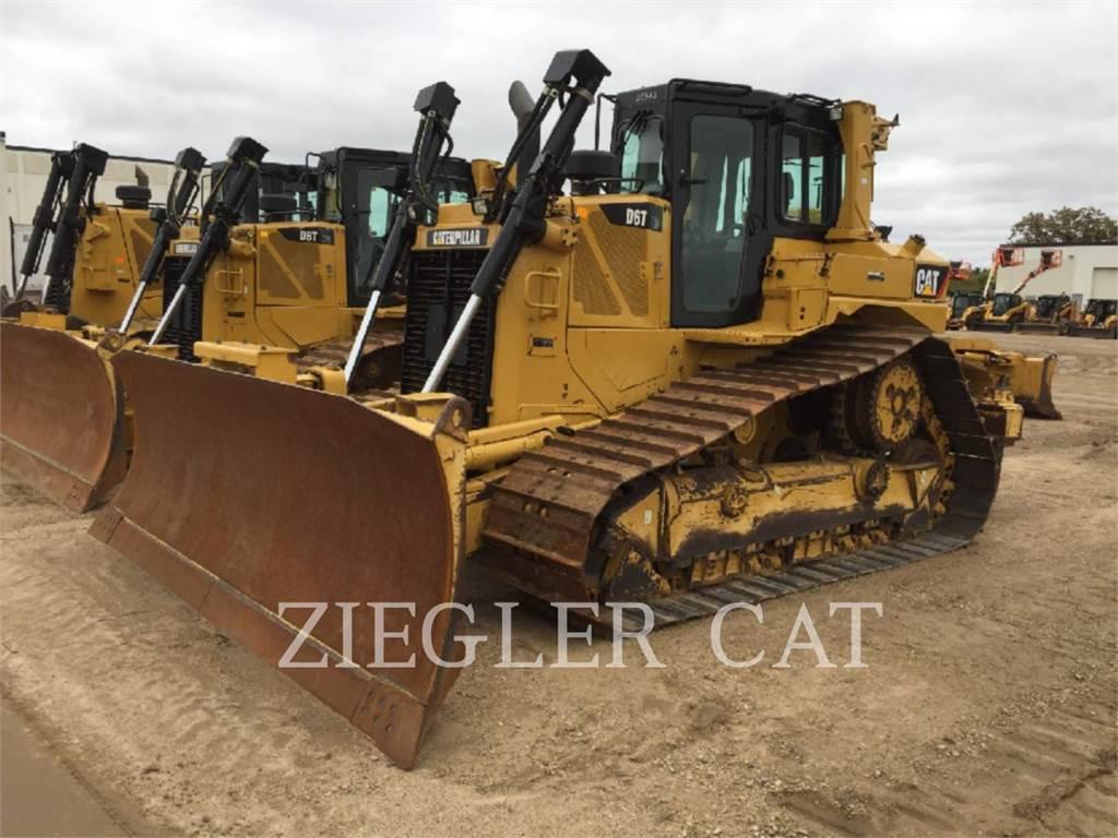 Caterpillar D6TVP, Bulldozers, Attrezzature Da Costruzione