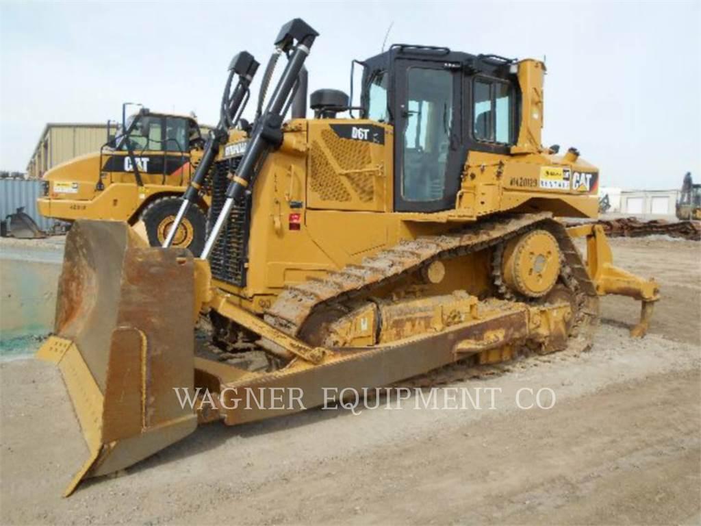 Caterpillar D6TXL, Spycharki, Sprzęt budowlany
