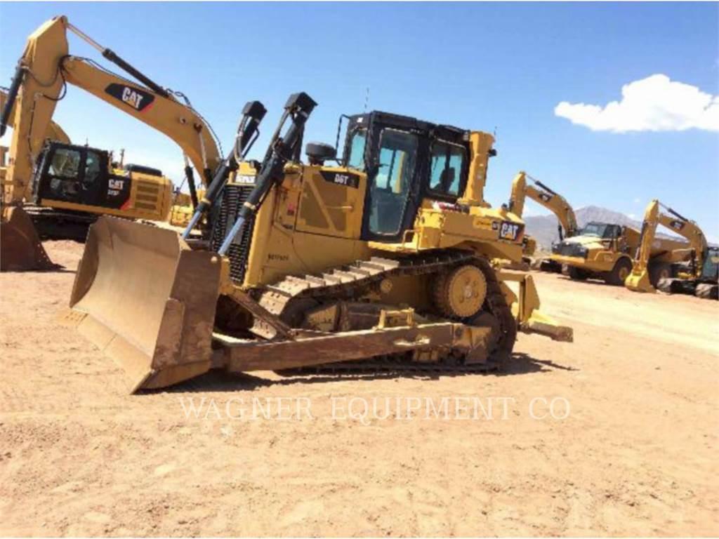 Caterpillar D6TXL、ブルドーザー、建設