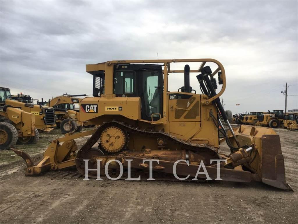 Caterpillar D6TXL, Bulldozers, Attrezzature Da Costruzione