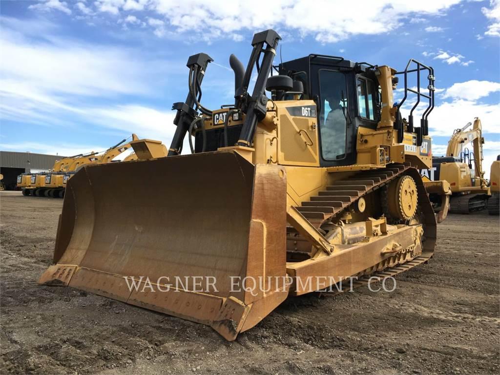 Caterpillar D6TXL, Dozers, Construction