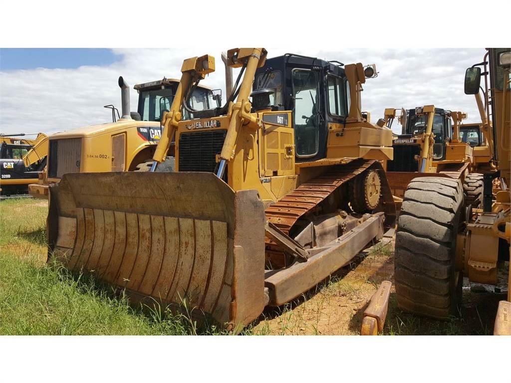 Caterpillar D6TXL, Bulldozers, Construcción
