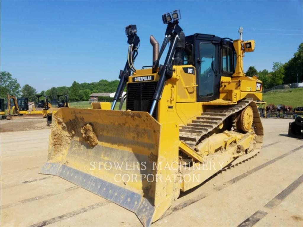 Caterpillar D6TXL, track loaders, Construction