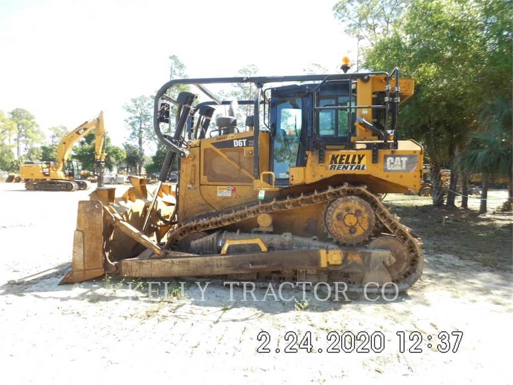 Caterpillar D6TXL、推土机、建筑设备
