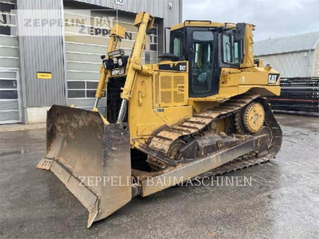 Caterpillar D6TXL, Crawler dozers, Construction