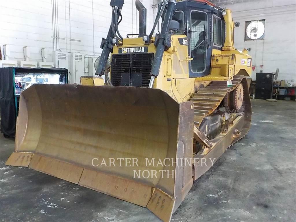 Caterpillar D6TXL ACSU, Tratores de rastos, Equipamentos Construção