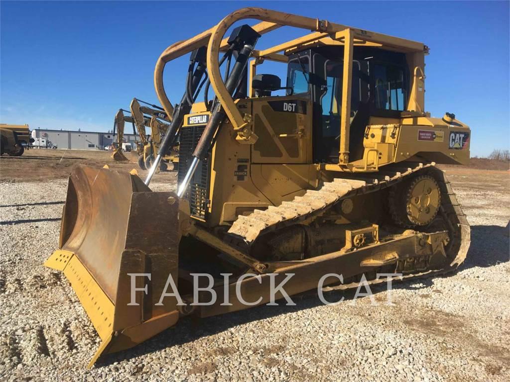 Caterpillar D6TXL, Bulldozer, Équipement De Construction