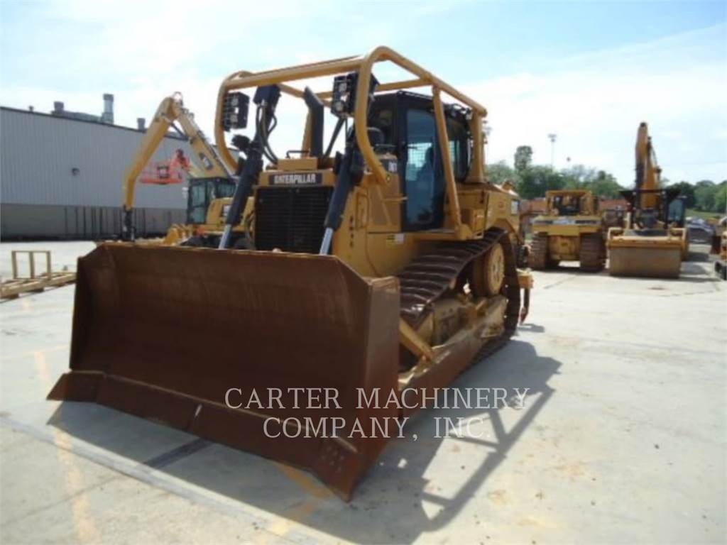 Caterpillar D6TXL RIP, Dozers, Construction
