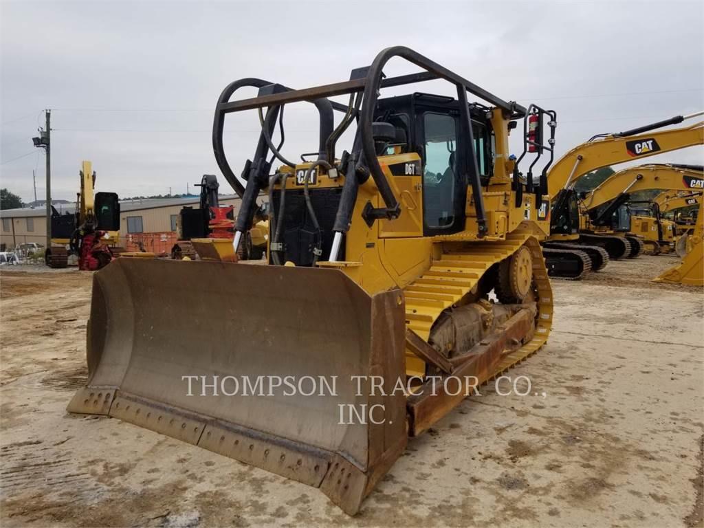 Caterpillar D6TXL T4F, Spycharki, Sprzęt budowlany