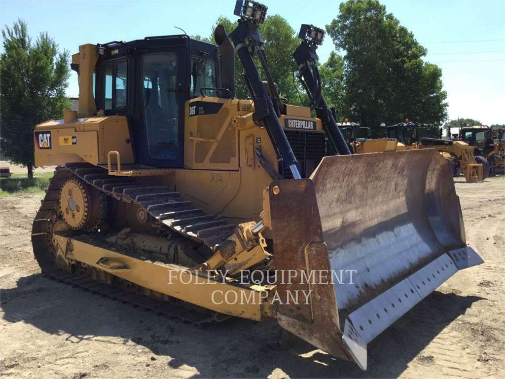 Caterpillar D6TXLDSSU, Dozers, Construction