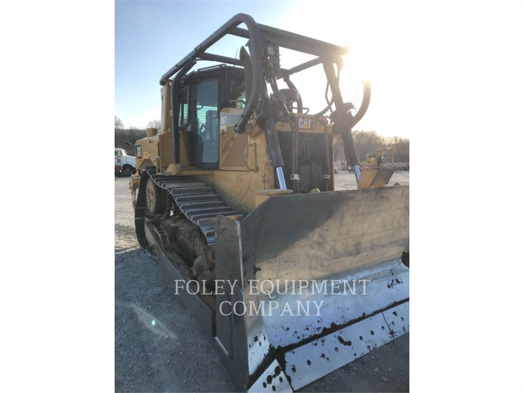 Caterpillar D6TXLSUA, Dozers, Construction