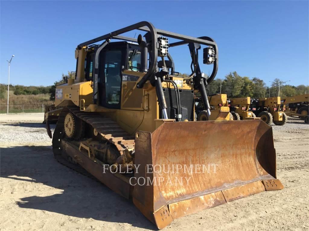 Caterpillar D6TXLSUA, Dozers, Construction